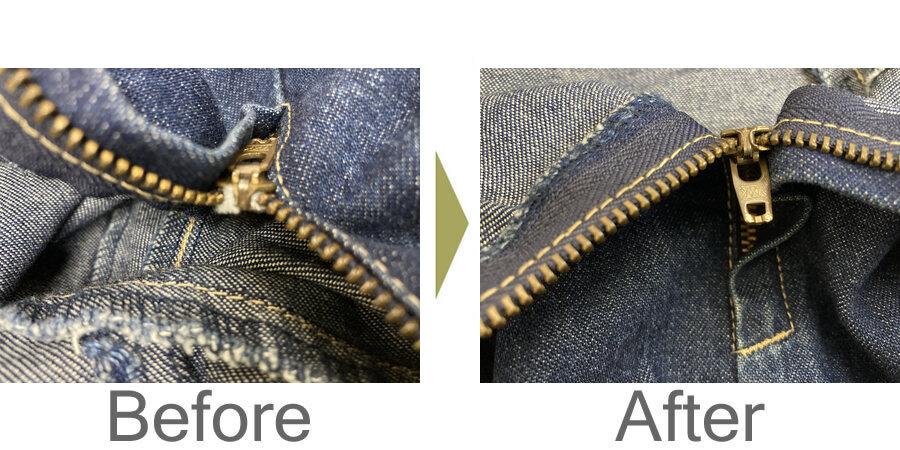 お気軽にお問い合わせください!,スカート ファスナー 修理