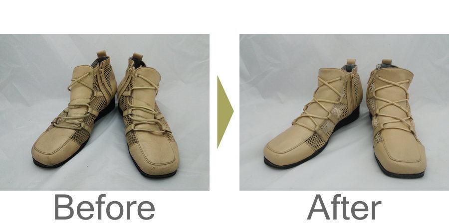 お気軽にお問い合わせください!,革 靴 ゴム 修理