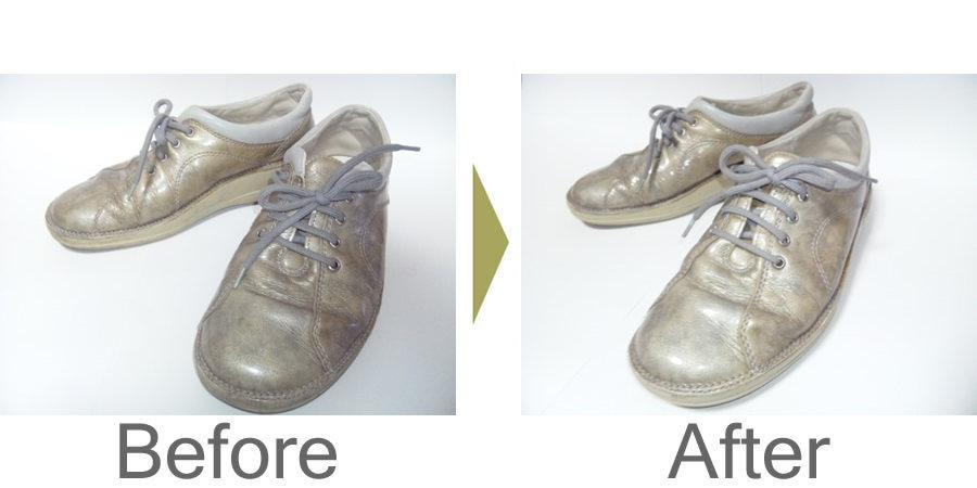 お気軽にお問い合わせください!,婦人 靴 かかと片減り修理