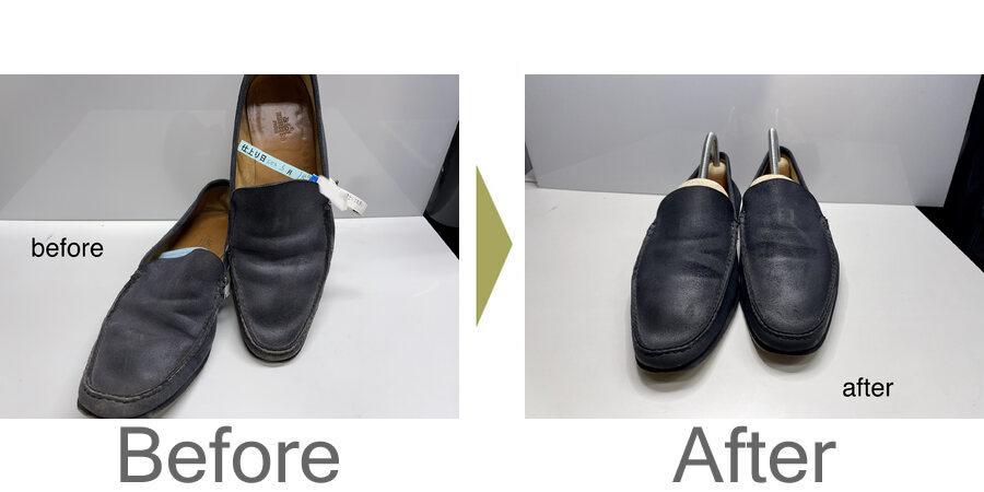 お気軽にお問い合わせください!,HERMES エルメス革靴クリーニング