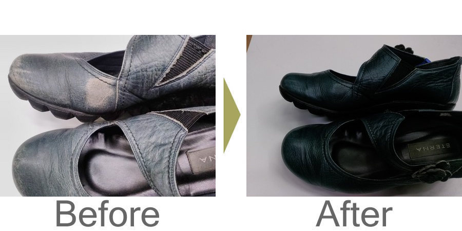 お気軽にお問い合わせください!,革靴のメンテナンス