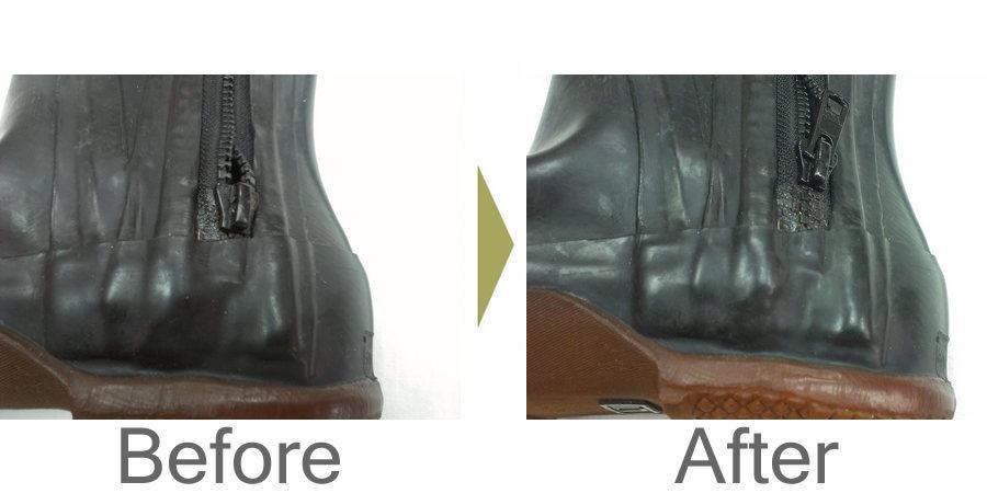 お気軽にお問い合わせください!,ゴム地下足袋のスライダー修理