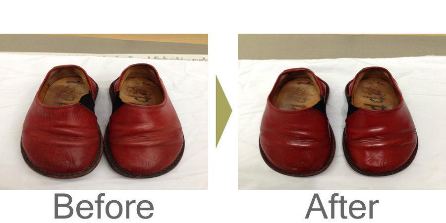 お気軽にお問い合わせください!,トリッペン 革靴 磨き
