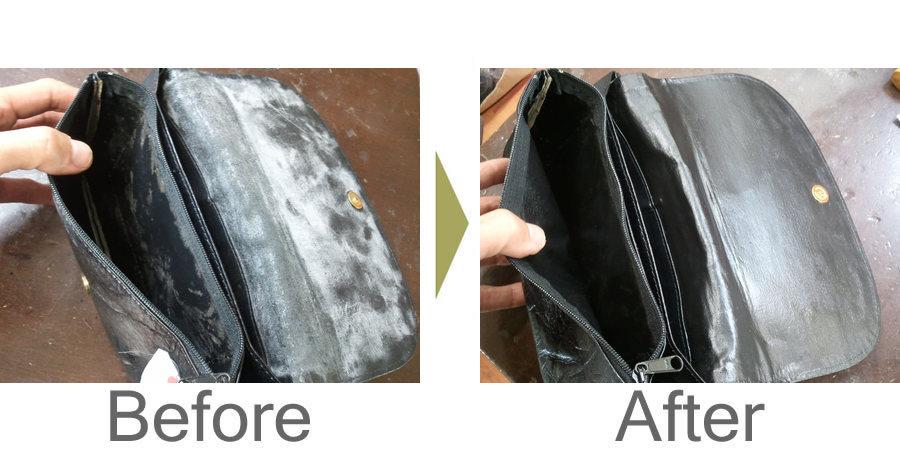 お気軽にお問い合わせください!,鞄 内側の合皮の劣化 リメイク