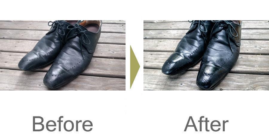 お気軽にお問い合わせください!,鏡面磨き エナメル加工 靴磨き