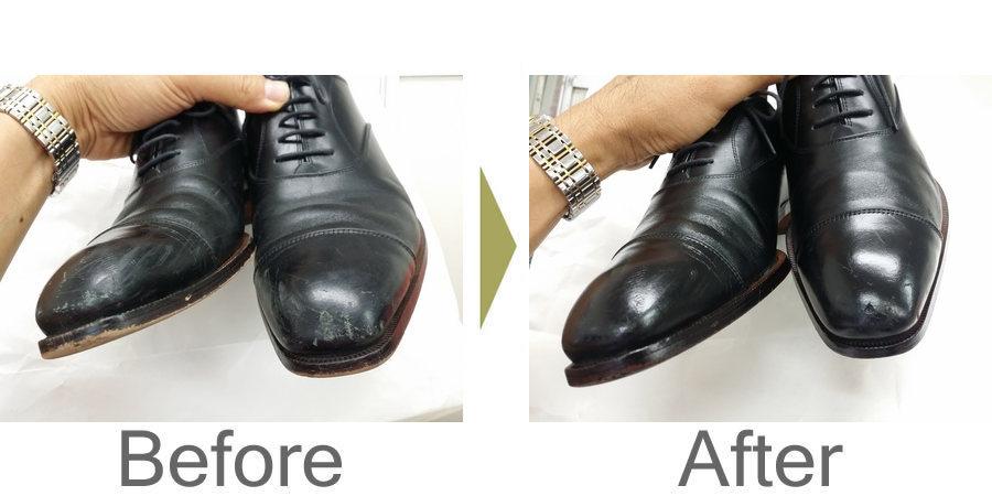 お気軽にお問い合わせください!,靴磨き 靴メンテナンス クリーニング