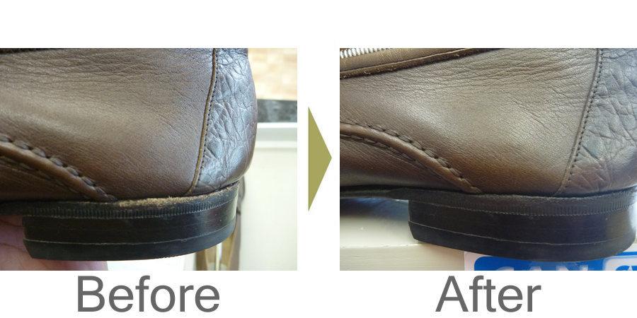 お気軽にお問い合わせください!,EPOCA 紳士靴 すれ直し 修理