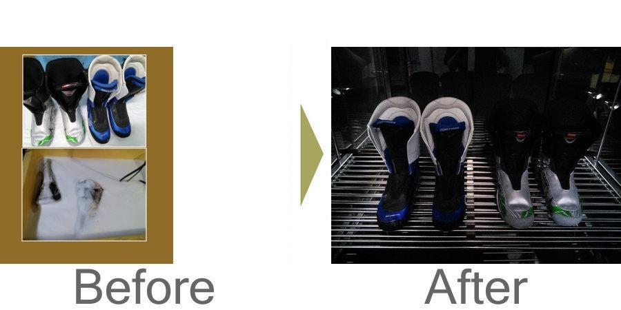 お気軽にお問い合わせください!,スキーブーツ インナー マイクロバブル洗浄と遠赤外線オゾン殺菌低温乾燥